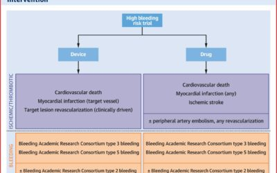 ARC HBR: second and major co-publication in JACC