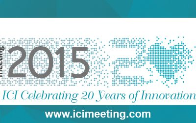 ICI Meeting 2015 13th-15th December, 2015