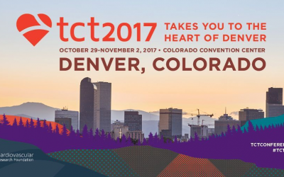 CERC@TCT Denver 2017 30th October to 2nd November 2017