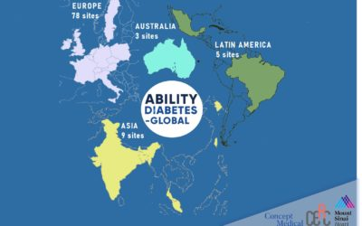 ABILITY Diabetes Global: more than 100 patients enrolled