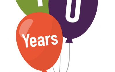 CERC's 10 year anniversary May 2018