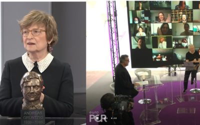 Marie-Claude Morice, Andreas Grüntzig Ethica awardee