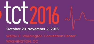 CERC at TCT 2016 October 29-November 2, 2016