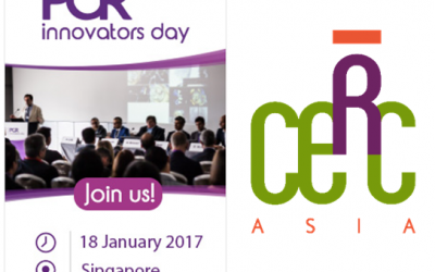 CERC at AsiaPCR Innovators Day January 18, 2017