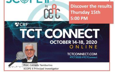 SCOPE II @ TCT Connect